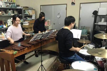 1月19日(日)「楽器の扉」練習風景